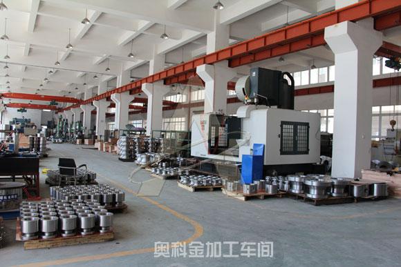 山东奥科自控设备有限公司厂房
